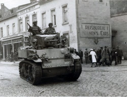 Museum prepares for the commemoration of 75 years of liberation of Valkenburg