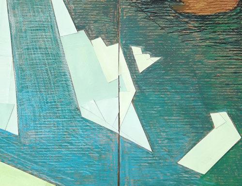 Spotlight: Dorine van der Ploeg, 'Green floor III'