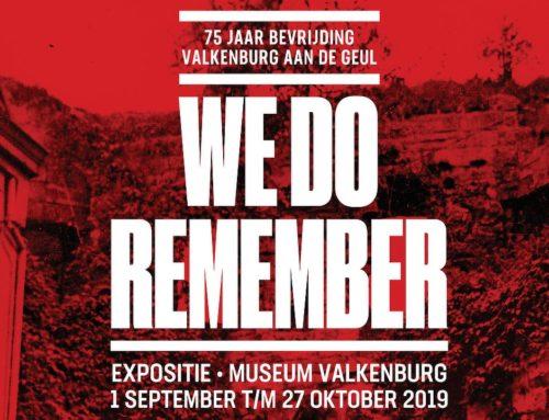 Binnenkort: expositie 'We Do Remember'