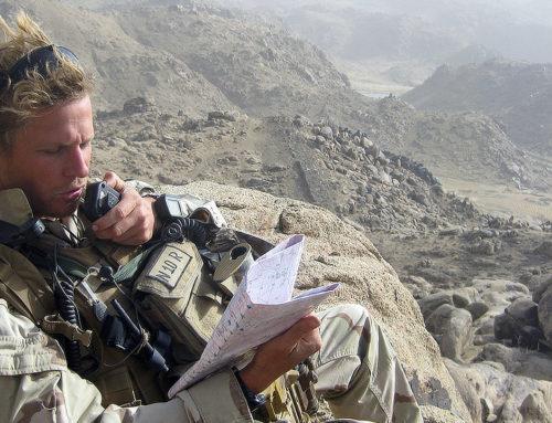 Soon: lecture Ridder Militaire Willemsorde, Gijs Tuinman