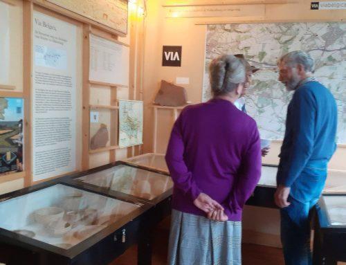 Terugblik Archeologiedagen in Museum Valkenburg