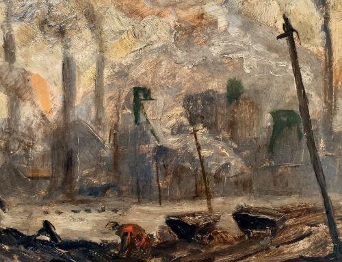 Spotlight: 'The Mine' by Charles Hollman