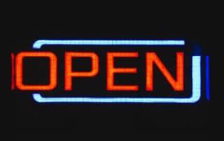bordje open