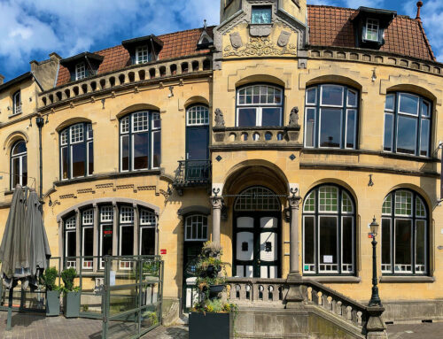 Particulier initiatief ondersteuning Museum Valkenburg