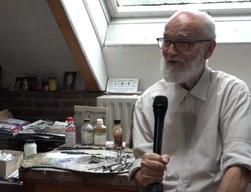 Museumfilm: Patrick Creyghton over Patrick Creyghton