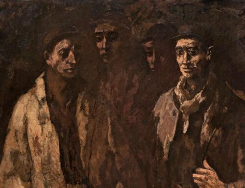 Uitgelicht: Harry Koolen – 'Mijnwerkers'