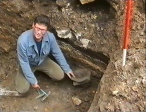 Film Archeologische opgraving 1993-1996